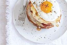 my lil cookbook::breakfast/brunch / by Anastasia Dolotov
