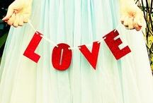 LOVE / Love makes the world go round...