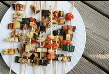 my lil cookbook::grill / by Anastasia Dolotov