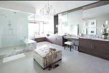 stylish living::bath / by Anastasia Dolotov
