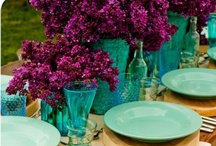 Tablescapes / Party Ideas--treats for the eyes and more!