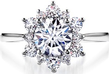 """Hearts On Fire / """"The World's Most Perfectly Cut Diamond"""""""