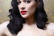 :MY HAIR&MAKEUP PORTFOLIO: / Hair and make up done by me - Tina Rosado Tobar Follow me on Instagram to @ Tina.tobar