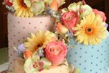 Cake Love / Too pretty to eat!!