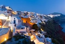 #Greece / I dream of one day visiting Greece and then returning often.