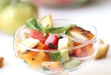 my lil cookbook::salad / by Anastasia Dolotov