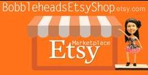 Etsy Marketplace / Feature your Etsy products & favorites! Keep it fresh & interesting by pinning a product only once to avoid repetition. Avoid spam, ads and duplication or you'll be removed. Due to the extremely high volume of requests, board contributor applications are carefully reviewed and approved by the moderator only. Follow our Etsy Shop BobbleheadsEtsyShop.Etsy.com & Contact Us via Etsy