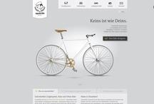 WEB / webdesign / by Arkadiusz Stanikowski