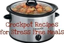Slow Cooker Crockpot Meals
