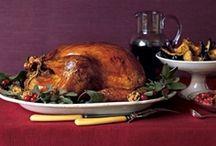my lil cookbook::thanksgiving dinner / by Anastasia Dolotov