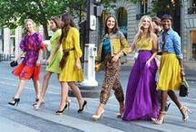 fashion inspiration::spring&summer / by Anastasia Dolotov