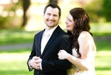 Katy & Josh's Wedding / April 21, 2012 at The Landing Banquet & Lounge.  All photos by Jenn Ireland Photography.