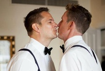 Brian & Jason's Wedding / The Gay Wedding Sweepstakes on October 21, 2012 at The Landing Banquet & Lounge.  All photos taken by Clane Gessel Photography & M. Magee Photography.
