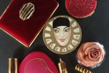 Vintage Make-up - Lisa Eldridge / As you all know I love vintage make-up, this board is where it all belongs. Lisa Eldridge X  / by Lisa Eldridge
