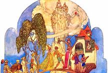 Etherwyrlds / Fantasy illustration, Arthurian Legends, Myths, Fairy Tales  / by Willow Coyle de Lacy