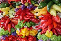 Chilies / by Norma Breaux
