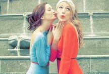 style::gossip girl / by Anastasia Dolotov