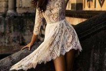 fashion inspiration::dresses / by Anastasia Dolotov