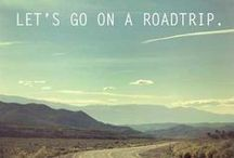 Roadtrip 101 / places to go, tips and tricks, healthy road trip eating, etc.