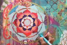 Mandalas and Boho Art