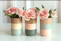 Decor & DIY / The most beautiful Decor & DIY... on the cheap! / by Broke & Chic