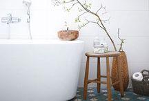 Bathroom / Bathroom inspiration, ideas and DIY