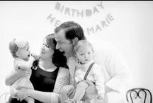First Birthday Ideas / by Katherine Landers