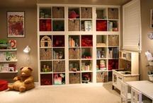 Organizing: Kids / by Kale Rovner