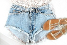 shorts (aka motivation to stay fit)