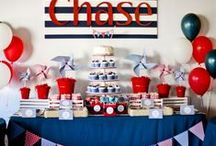 Nautical / Under the Sea Party Ideas