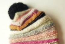 If I could Knit / Learning how to knit