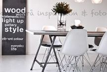 [ Dining Area - Part 1 ] / ♥ Feel free to pin as many as you like ♥