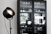 [ Cabinet / Shelf  + interior 1 ] / ♥ Feel free to pin as many as you like ♥