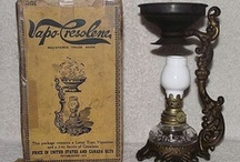 Vintage Oil Lamps / by Gladys Davis