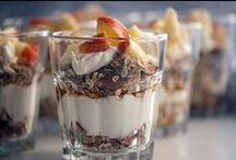 Breakfast & Brunch / breakfast and brunch recipes   #breakfast #brunch ❥ opskrifter til morgenmad og brunch