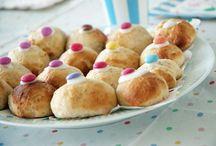 Birthday recipes / Birthday recipes ❥ Opskrifter til fødselsdag og fødselsdagsfester