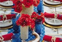 4th of July! / Need a few last minute entertaining ideas.....how's this for inspiration....