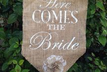 Wedding signs  / by FromKellyWithLove