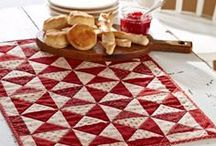 Placemats/Napkins / by Mary Lnenicka