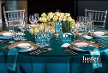 Design Table | blueGuava {blue} {tablescape} / Table Design by: John LaRoche for blueGuava Photography by: Craig Carpenter of Luster Studios
