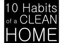 Household/Cleaning Tips