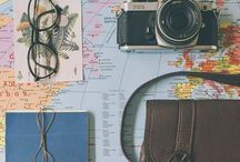 Travel - packinglist and inspiration