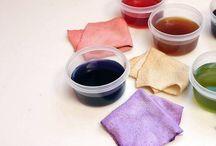 Fabric Coloring & Printing