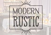Modern Rustic Collection / Rural charm meets modern sophistication in our new collection, Modern Rustic. Check it out here: www.petersoncollections.com