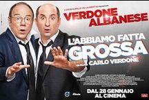 L'ABBIAMO FATTA GROSSA / La nuova commedia di Carlo Verdone con Antonio Albanese