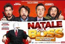 NATALE COL BOSS / La nuova commedia di Natale con Lillo & Greg, Francesco Mandelli e Paolo Ruffini. Regia di Volfango De Biasi, dal 16 dicembre al cinema!