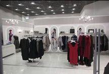 Mon Amie Boutique / Interior design ideas for a fashion boutique