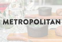 Metropolitan Collection / Rugged details meet downtown elegance in our new Metropolitan collection. View our fall 2015 collections!