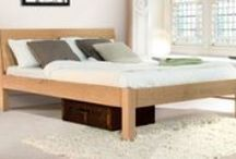 Stylish Wooden Bed Designs
