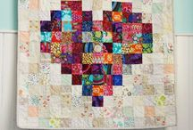Sewing Blankets - Just Squares